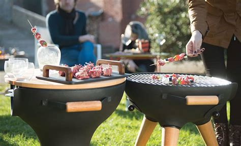 chiminea with cooking grill transforming hinged chiminea grill 187 gadget flow
