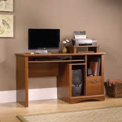 Sauder camden county computer desk planked cherry walmart com