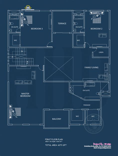 design a blueprint blueprint and elevation of a luxury house kerala home design and floor plans
