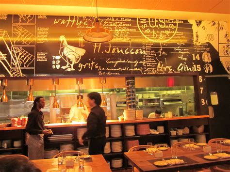 Red Kitchen Restaurant - eat this brunch at red rooster harlem toast n jams