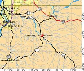 estacada oregon map estacada oregon or 97023 profile population maps