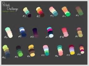 color pallete unicorn empire color palette challenge