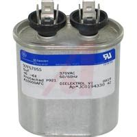 genteq capacitor wiring genteq 97f5705 370 volts 6 tolerance 5uf oval motor run capacitors allied electronics