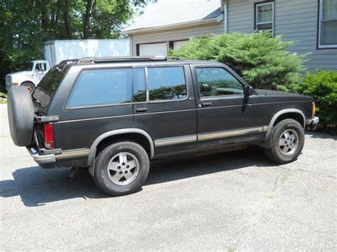 gmc jimmy 1994 purchase used 1994 gmc jimmy sle sport utility 4 door 4 3l