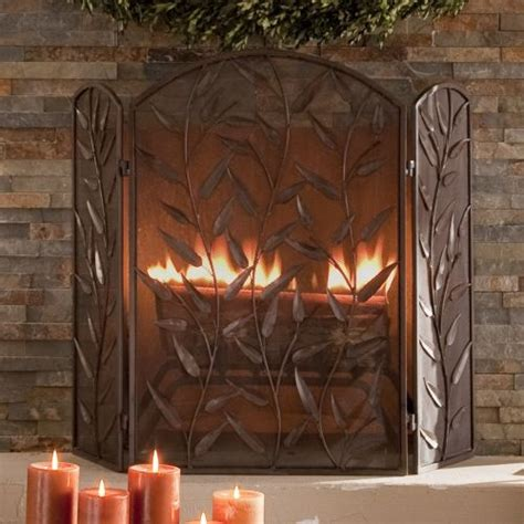 candle fireplace screen 69 best images about f i r e p l a c e s on