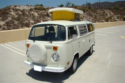 find   vw volkswagen westfalia camper van bus  shipping  buy    el