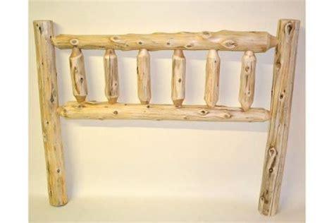 rustic log headboards cedar log bed kits headboard only rustic furniture
