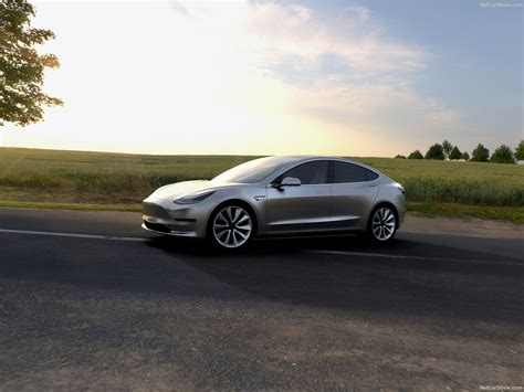 tesla model 3 to use korean hankook tires as its stock