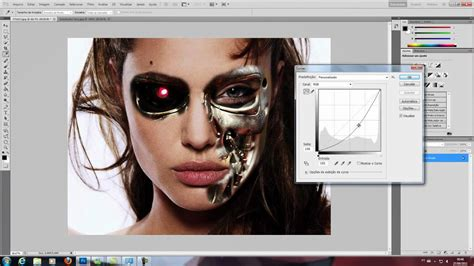 makeup psd templates for photoshop photoshop cs5 terminator youtube