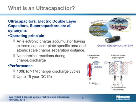 ultracapacitor electric vehicle ultracapacitors for hybrid and electric vehicles sae hev ev sympos