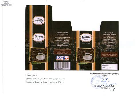 Desain Kemasan Kopi | sribu desain label re desain label untuk kemasan kopi bub