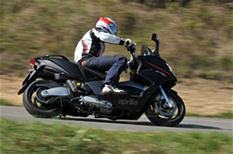 Motorrad Gp Handbremse by Aprilia Srv 850 Roller Testbericht
