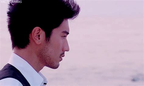 godfrey gao side profile godfrey gao gif find share on giphy