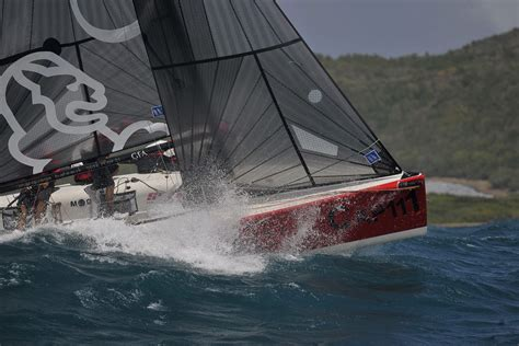 irc section 453 the round martinique regatta 2017 toujours ventee
