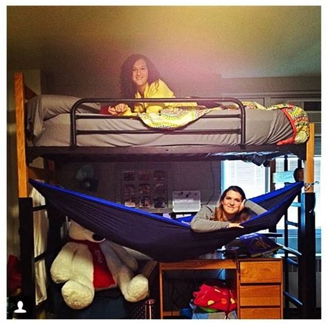eno hammock in bedroom how to visit sleepover in college college eno dorm