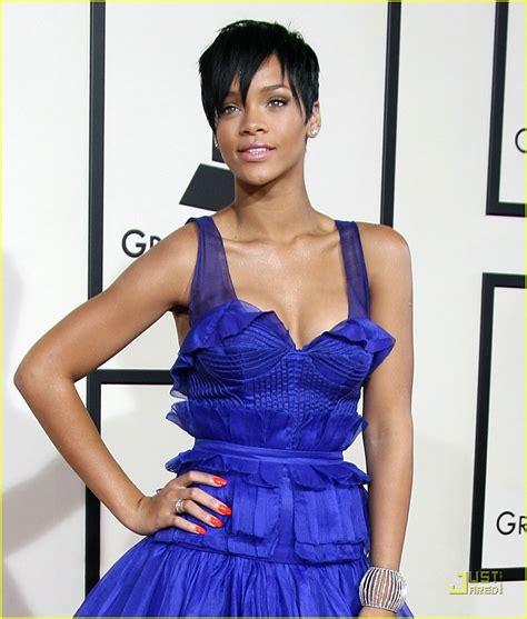 2008 Grammy Awards Best Dressed by Image Gallery Rihanna Grammys 2008