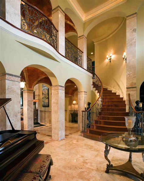 Foyer Villa by Longviewfoyer Jas Am Inc Luxury Custom Homebuilder