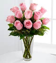 the stem pink bouquet by ftd 174 vase included
