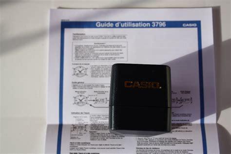 Boite En Polystyrène 5900 by Coin Des Affaires Casio Marine Gear 3796 Mrp 700 Boite