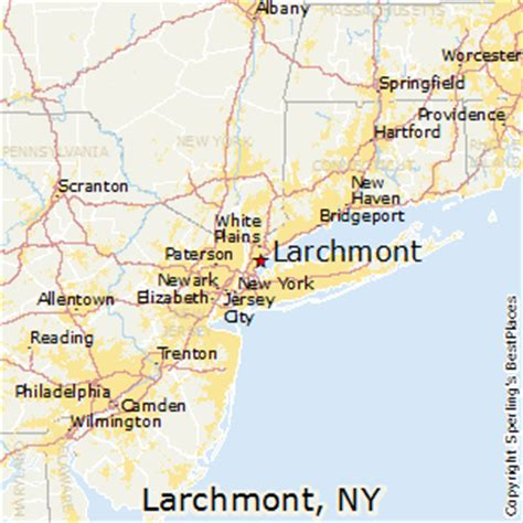 best places to live in larchmont, new york