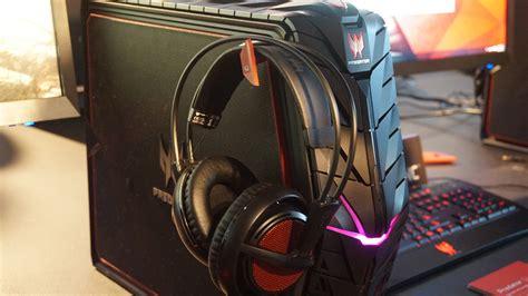 Headset Predator recensione acer predator headset everyeye tech