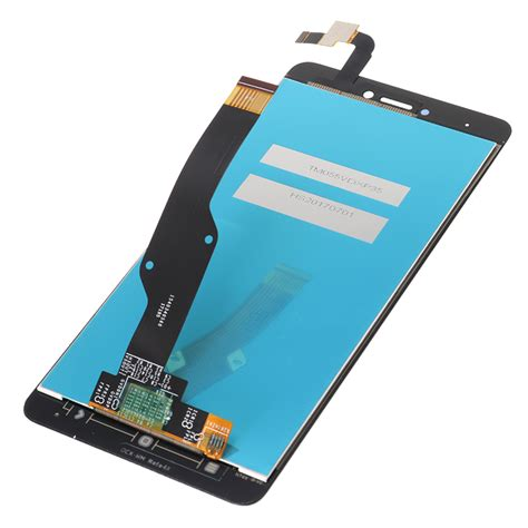 Lcd Touchscreen Xiaomi Redmi Note 4 Blackwhitegold lcd display touch screen digitizer assembly replacement