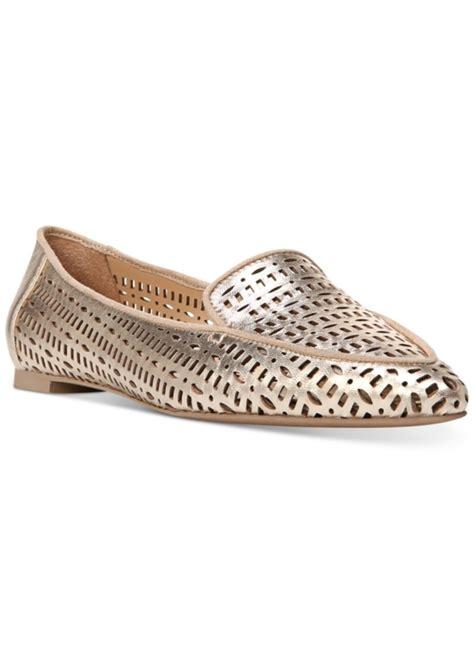 franco sarto flat shoes franco sarto franco sarto soho perforated pointed toe