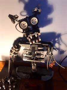 Five nights at freddy s lego endo skeleton wip 2 by ian exe on