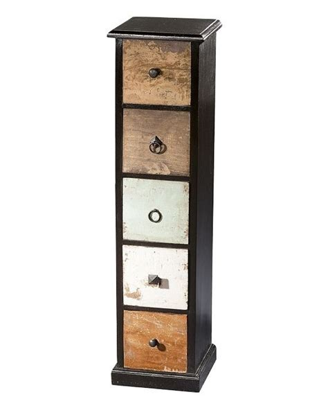 Cd Cabinet With Drawers by Nepal 5 Drawer Cd Cabinet
