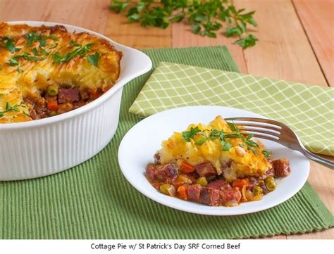 Cottage Pie With Leftover by Cottage Pie With Corned Beef Leftovers Recipes