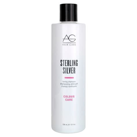 ag hair cosmetics sterling silver toning shoo 33 8 oz ag hair cosmetics sterling silver toning shoo 10 oz