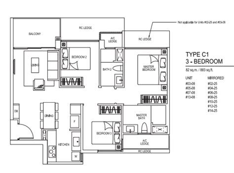 the warren floor plan the warren condo singapore floor plan thefloors co
