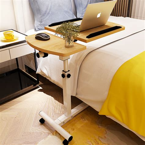 Computer Desk For Bed Bedside Laptop Desk Bedside Laptop Table Wood Desk Sofa Table Bed Laptop Home Bedside Table