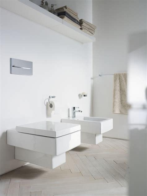 Vero Wall Mount Toilet & Bidet   Jack London