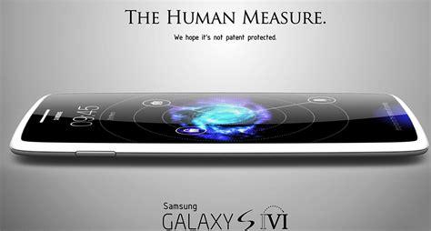 Samsung S6 New Samsung Galaxy S6 New Concept 6 Inch Display 6gb Of Ram