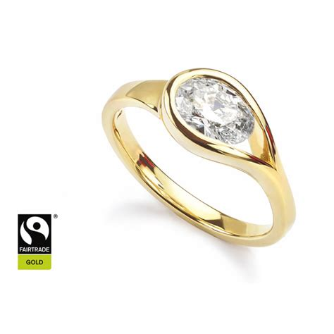 rings custom made in fairtrade gold