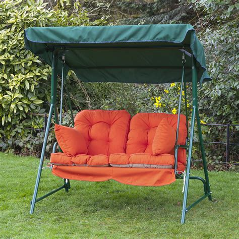 swing replacements garden 2 seater replacement swing seat hammock cushion set