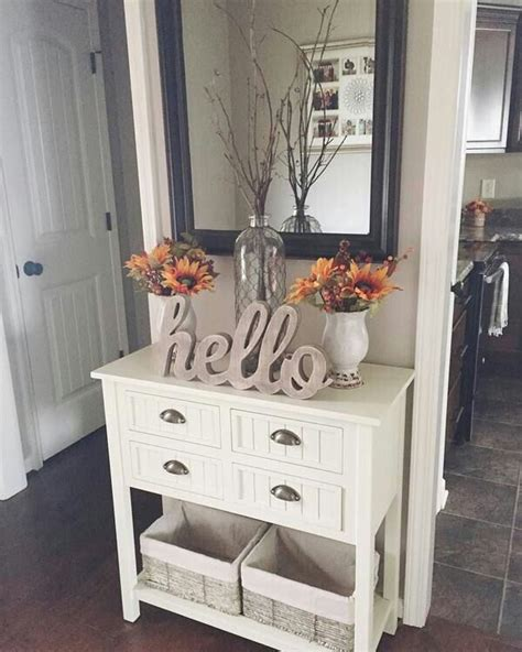 entry way table decor 25 best ideas about foyer table decor on