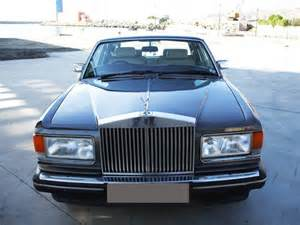Rolls Royce Silver Spirit For Sale Rolls Royce Silver Spirit 1988 Well Maintained For Sale On