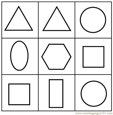 printable shapes free coloring pages free printable coloring page shapes 2
