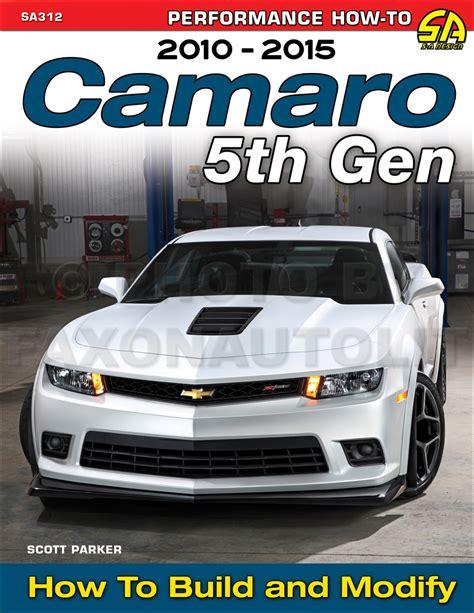 vehicle repair manual 2010 chevrolet camaro head up display 2010 camaro repair shop manual original 3 volume set