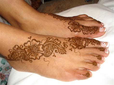 henna foot tattoo indian sudani arabic arabian mehndi