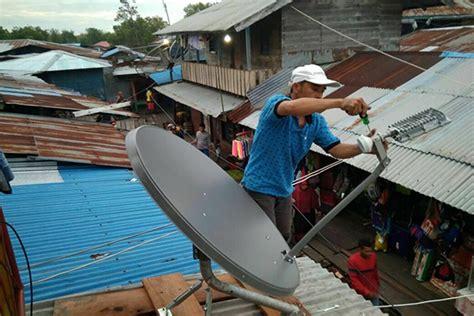 Www Mangoesky mangoesky layanan berbasis satelit dari telkom
