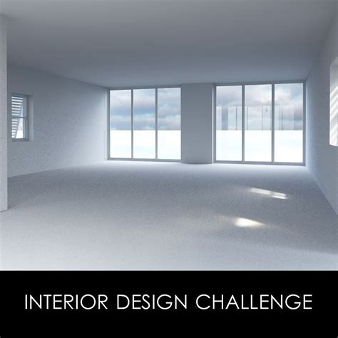 interior design challenge vrayschool
