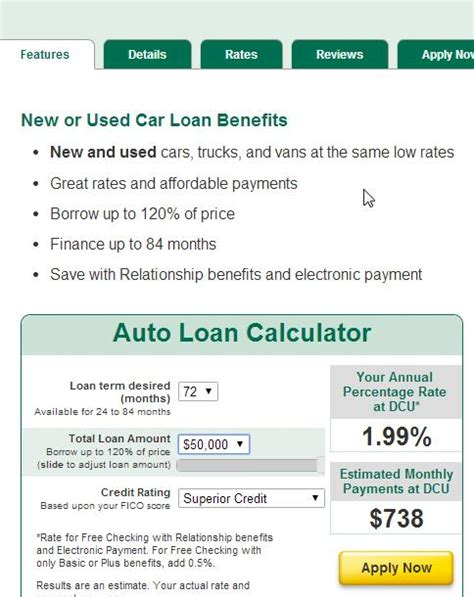 Forum Credit Union Used Car Rates 2015 Ml Purchase Lease Mbworld Org Forums