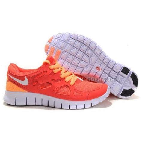 womens athletic shoes on sale nike free run 2 womens running shoes orange yellow on