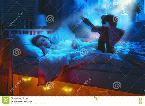 night light for afraid of the dark nightmare for children stock photo image 71012543