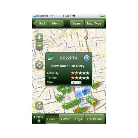 Cashing Iphone the best iphone geocaching apps