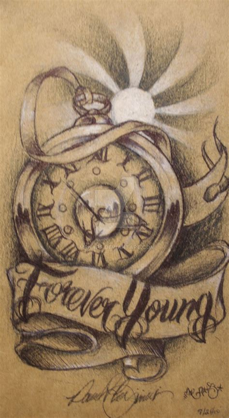 tattoo design course forever by mrnaps on deviantart