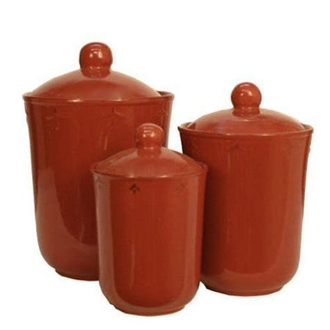 red kitchen canisters ceramic 25 best ideas about ceramic canister set on pinterest kitchen canisters and jars sugar